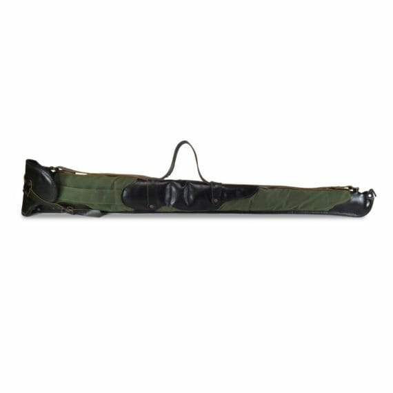 Gun Case - Olive Green and Black