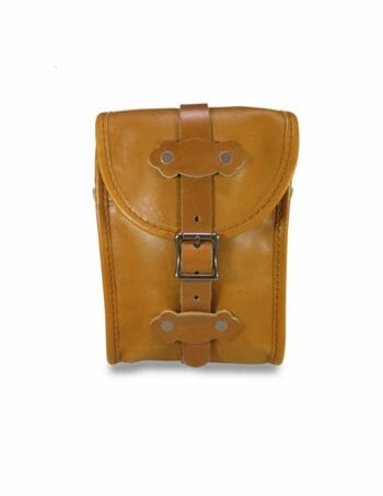 Birdwatcher Bag - English Tan