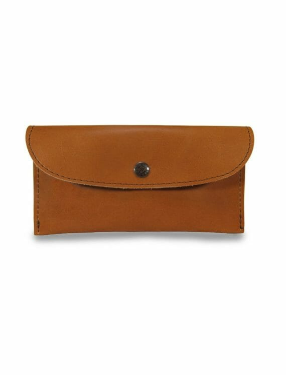Envelope Wallet - English Tan