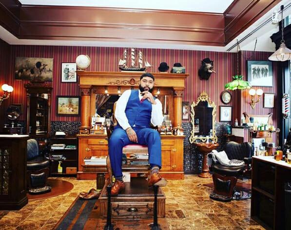 Barber Shop 8